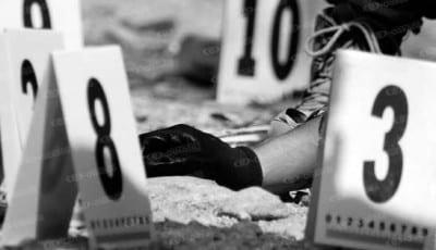 Muertos por plomo, casi cotidianos. Fotoes.mx