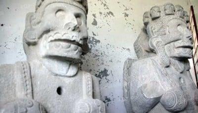 """""""Tehuacán Viejo"""",  un lugar dedicado al dios del inframundo. Fotoes.mx"""